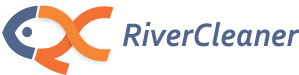 River Cleaner logo
